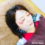 美容鍼、美容鍼灸、フェイスライン、ほうれい線、眉間のしわが気になったら岐阜市のアクア治療院へ